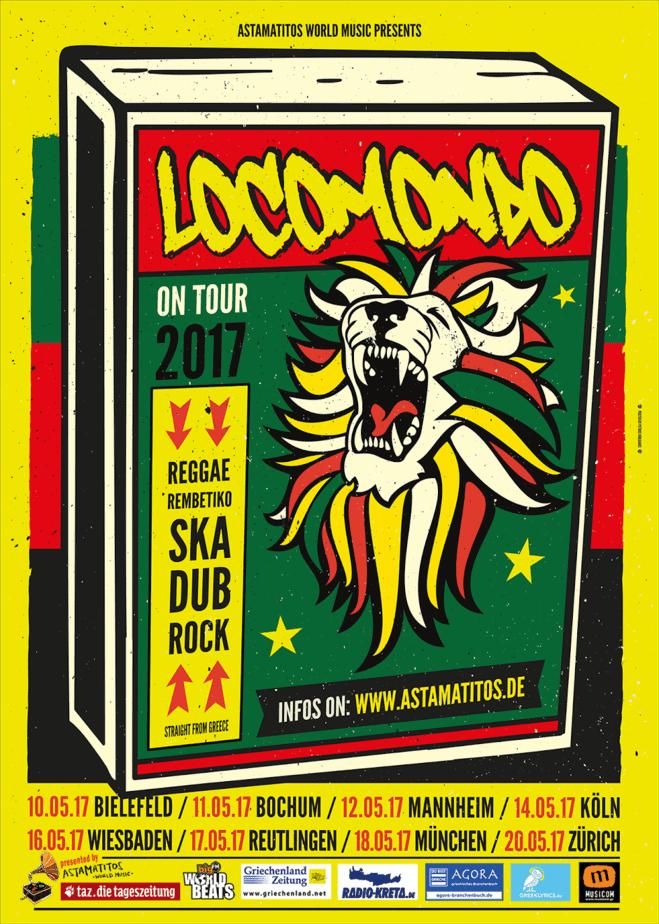 LOCOMONDO Tour 2017 Deutschland