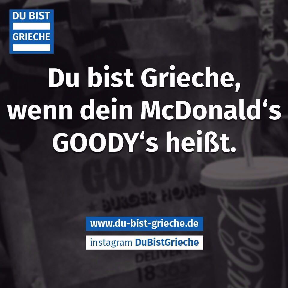 McDonalds und GOODYs