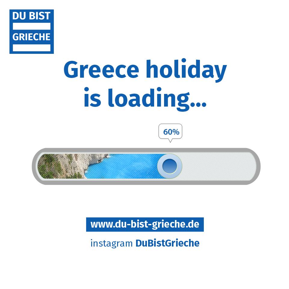 Griechenland Urlaub loading