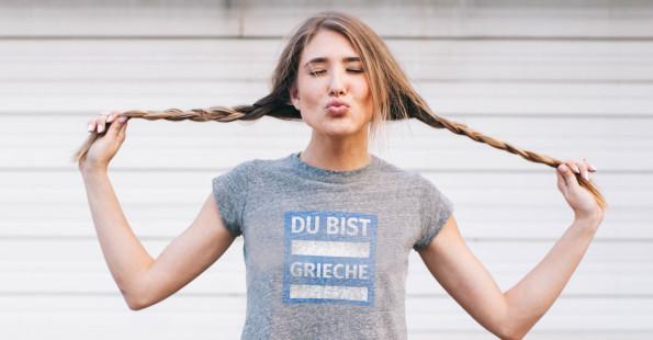 Projekt DU BIST GRIECHE unterstützen