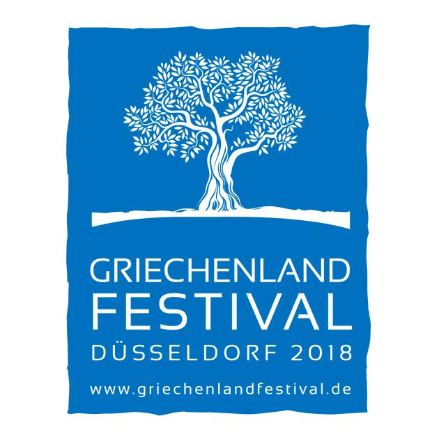 Griechenland Festival Logo