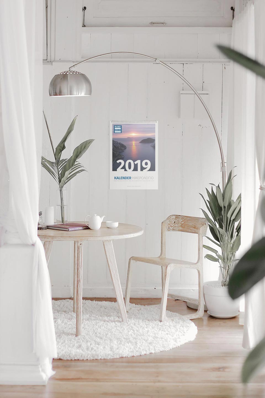 du bist grieche kalender 2019 titelbild wandkalender interior