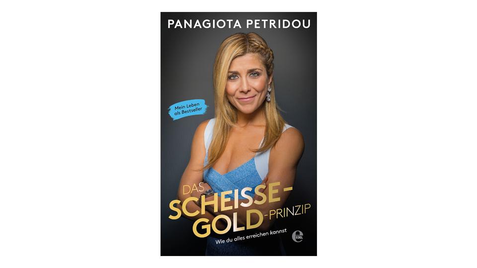 Das Scheisse Gold Prinzip Panagiota Petridou Buch