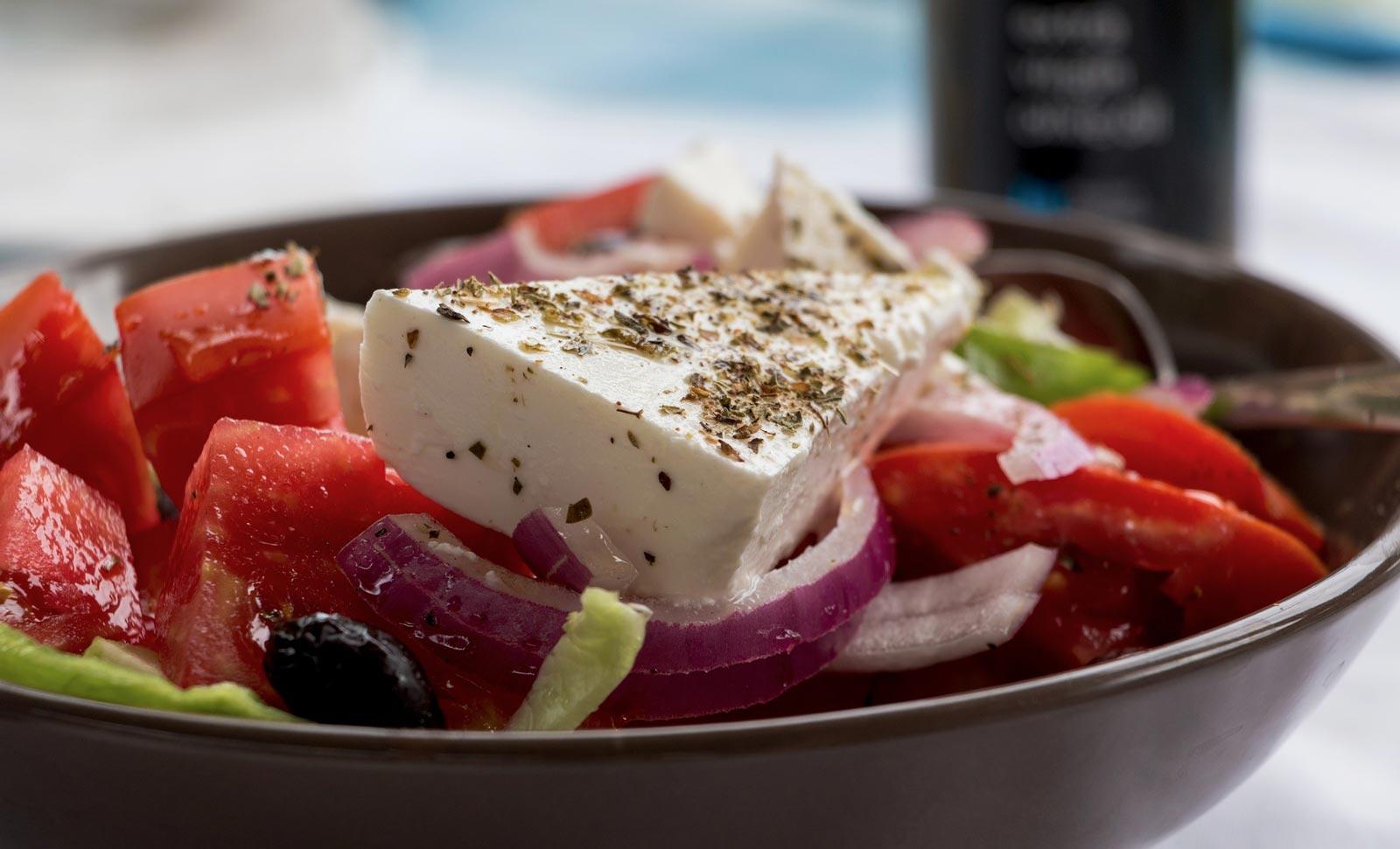 griechischer feta oder schafskaese pdo
