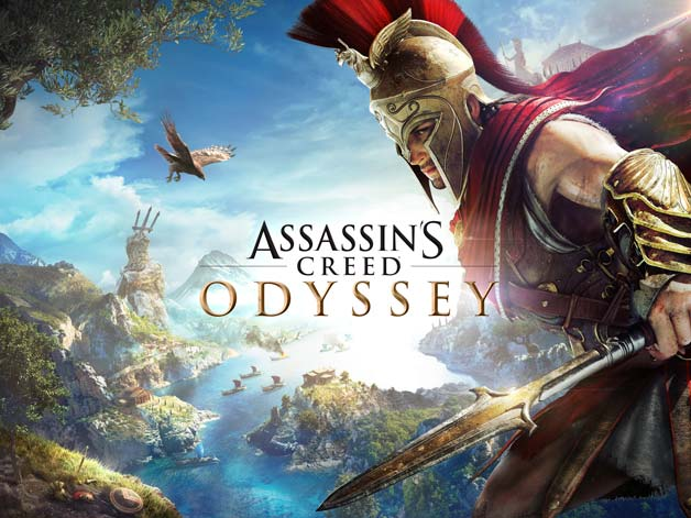 assasins creed odyssee cover