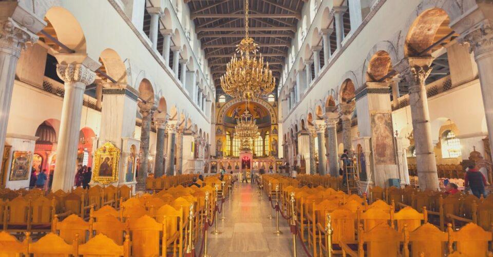 Griechisch-orthodoxes Ostern