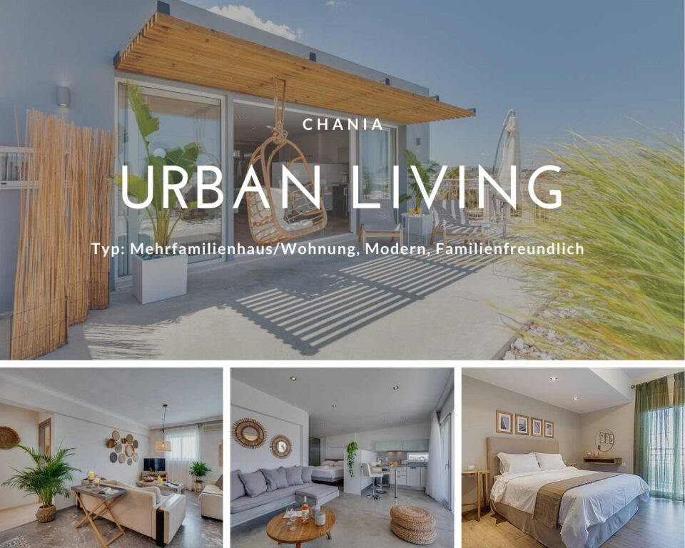 urban living chania